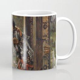 Edward Burne-Jones - The Merciful Knight Coffee Mug