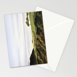 Torrey Pines South Golf Course Hole 3 Stationery Cards