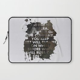 Energy Is Transferable Laptop Sleeve