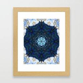 Seed of Life Framed Art Print