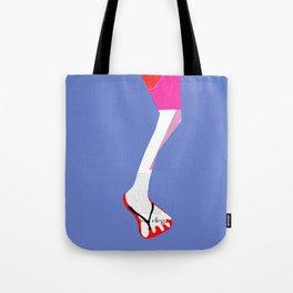 Foot Tote Bag