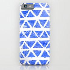 triangle stamp iPhone 6s Slim Case