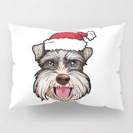Miniature Schnauzer Pillow Sham