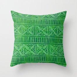 Abundance Pattern Throw Pillow