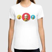 mozart T-shirts featuring Mozart Kugeln 4c by Marko Köppe