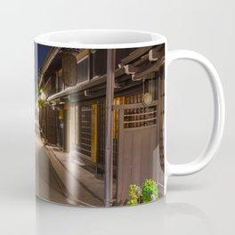 Takayama at Night Coffee Mug