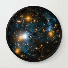 Cosmos 2, when stars collide (enhanced) Wall Clock