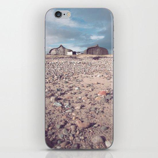 boat houses... iPhone & iPod Skin