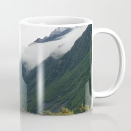 Foggy Mountain Mornings Coffee Mug