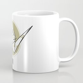 Paper Crane Coffee Mug