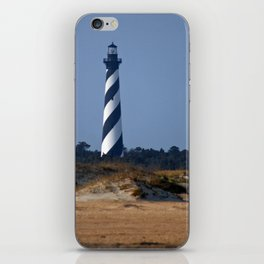 Cape Hatteras Lighthouse Photograph iPhone Skin