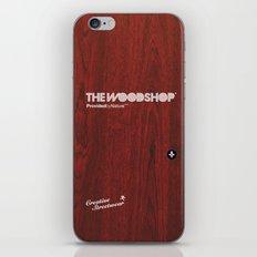 Redwood iPhone & iPod Skin