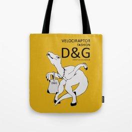 DINO´S & GLAMOUR Tote Bag