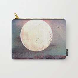 Tonight, I Am Dreaming That We Can Sleep Under The Same Moon. Carry-All Pouch