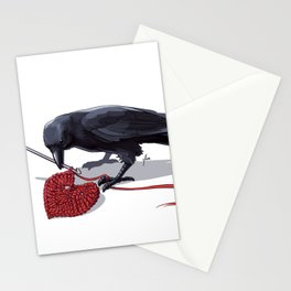 Crowchet Stationery Cards