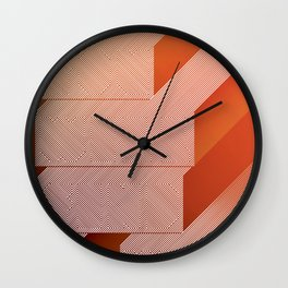 Find a way Wall Clock