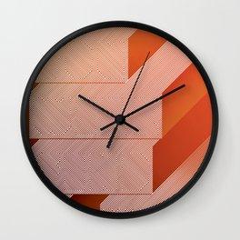 Find a way Wall Clock