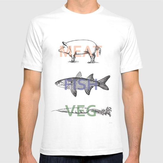 Food Groups T-shirt