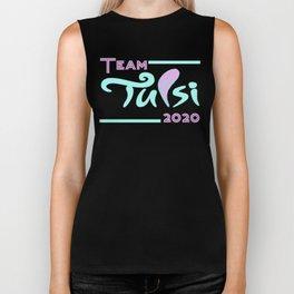Team Tulsi Biker Tank