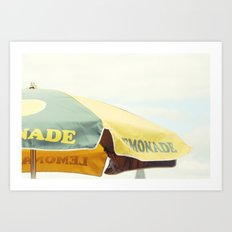 ~ Lemonade ~ Art Print