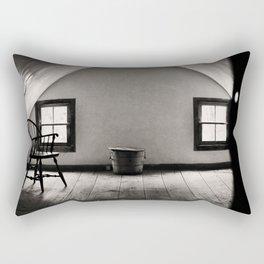 The Room Upstairs Rectangular Pillow