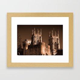 The Big Church Framed Art Print