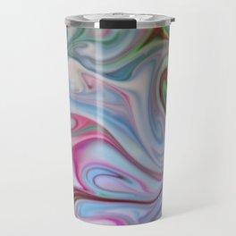 Wonderful World of Food Color 2 Travel Mug