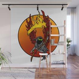 Reaper Wall Mural