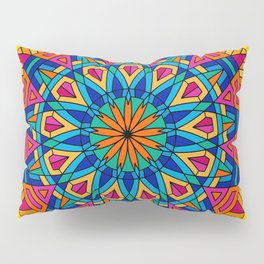 Color Chakra Pillow Sham