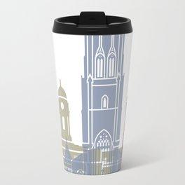 Cork skyline poster Travel Mug