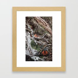 Kirkland Lake Framed Art Print