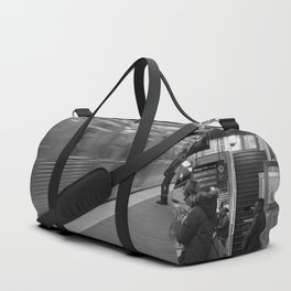 Train Quick Stop Duffle Bag