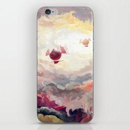 Zeppelins iPhone Skin