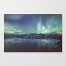 Jokulsarlon Lagoon Canvas Print