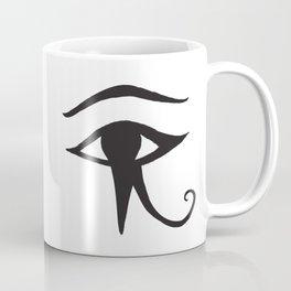 JAMILA logo ~ Eye of Horus Coffee Mug