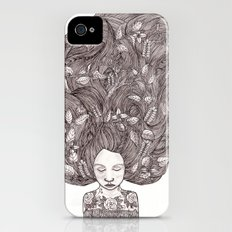 Bad Hair Day II iPhone (4, 4s) Slim Case