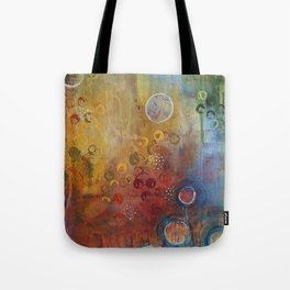 Rejuvenate: Up Close Tote Bag