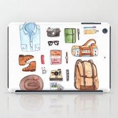 Bon Voyage iPad Case