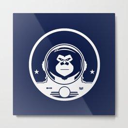 Space Monkey Mafia Metal Print