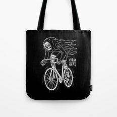 Death Rider Tote Bag