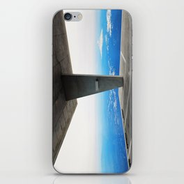 Castle in the Sky- Part I iPhone Skin