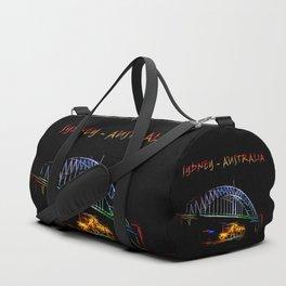 Electrified Sydney Duffle Bag