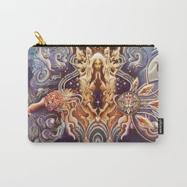 Sentient Network Carry-All Pouch