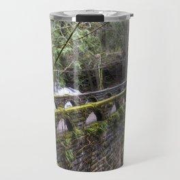 Bridge Over Troubled Waters Travel Mug