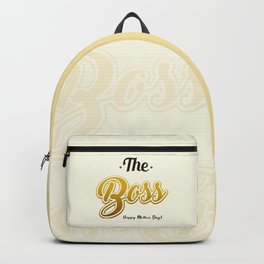The Boss Backpack