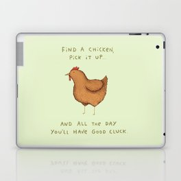 Good Cluck Laptop & iPad Skin
