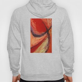 Abstract Untitled Creation by Robert S. Lee Hoody