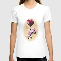 piglet T-shirts featuring PIGLET by Dee9922