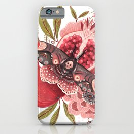Moth Wings II iPhone Case