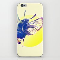 bug iPhone & iPod Skins featuring bug by Xenia Pirovskikh
